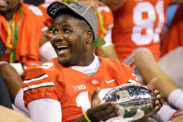 Cardale Jones Won a National Title at Ohio State, But Where is He Now?