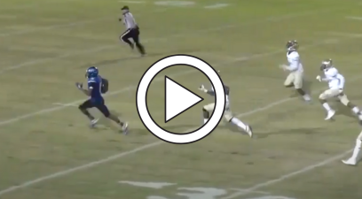 4-Star Florida Commit is Dangerous in the Open Field