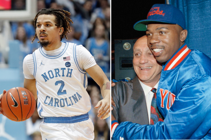 Cole Anthony Ready to Follow in Dad's Footsteps to the NBA