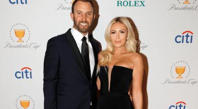 Dustin Johnson is Raising 2 Kids With Wayne Gretzky's Daughter