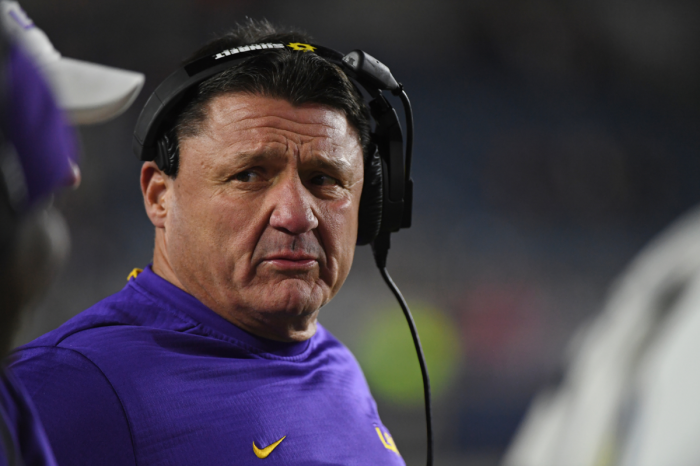 Could Ed Orgeron Ever Be on the Hot Seat?