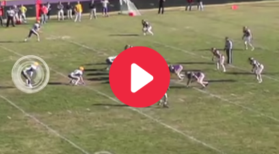 Ezekiel Elliott's High School Tape Proves He's Been a TD Magnet