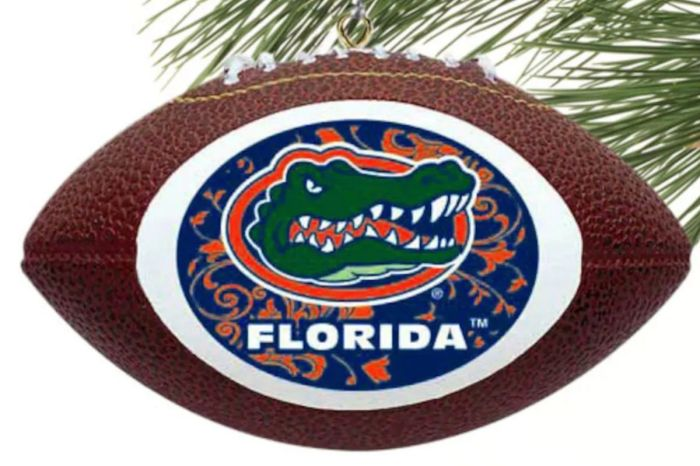15 University of Florida Christmas Ornaments for Florida Gators Fanatics