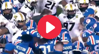 Florida, Missouri Exchange Punches During Halftime Scuffle