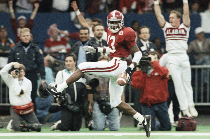 George Teague Won a National Title at Alabama, But Where is He Now?