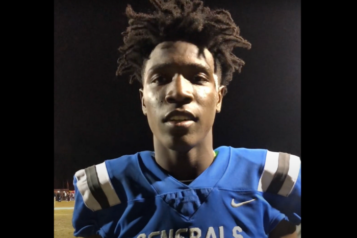 Does Nation's No. 4 DB Have a Favorite School in Mind?