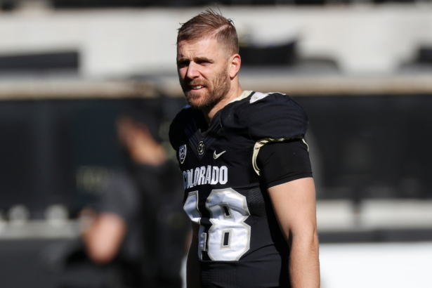Oldest College Football Player, 33, Announces Retirement