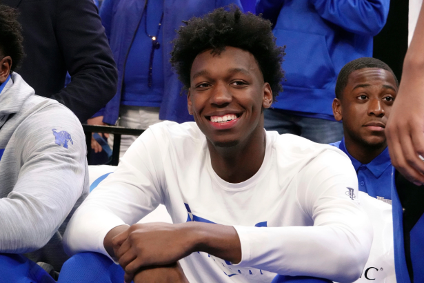 James Wiseman's Mom Raised (And Supported) Her 7-Foot Superstar