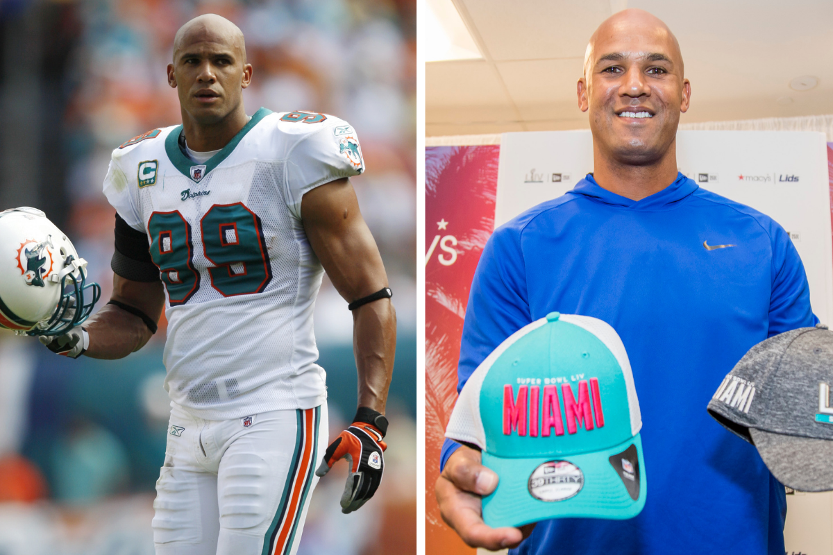 Jason Taylor Dominated Football for Years, But Where Is He Now?