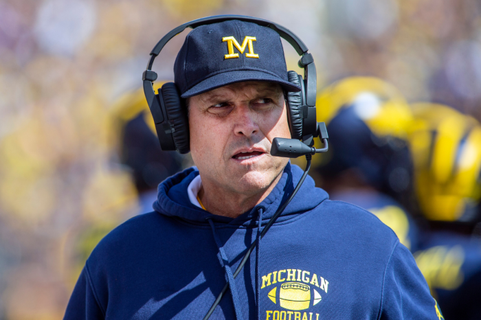 Jim Harbaugh Should Leave Michigan Before He's Fired
