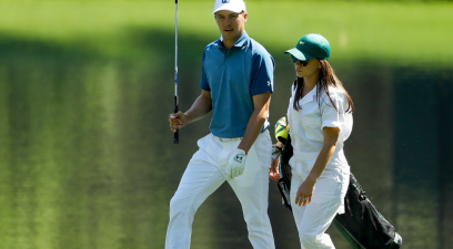 Jordan Spieth Married His High School Sweetheart