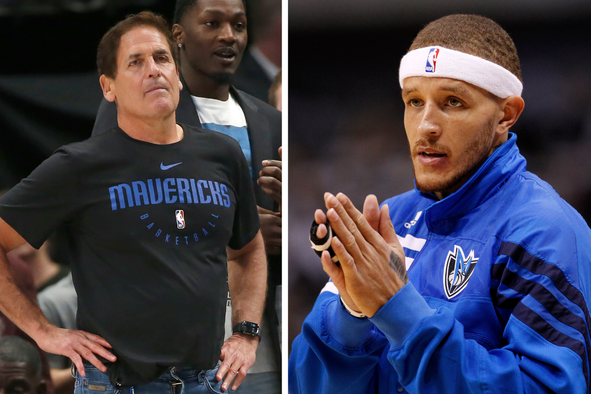 Mark Cuban Helped Rescue Delonte West from Homelessness