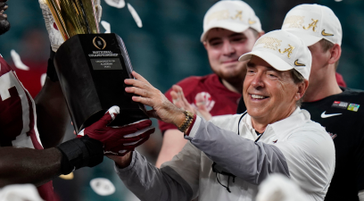 Nick Saban's National Title Bonus Check Boosts His Net Worth Even More