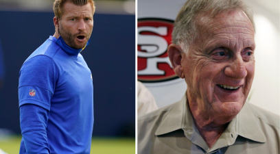 Sean McVay's Grandfather Helped Build the 49ers Dynasty