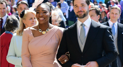 Serena Williams Married the Co-Founder of Reddit & Started a Family