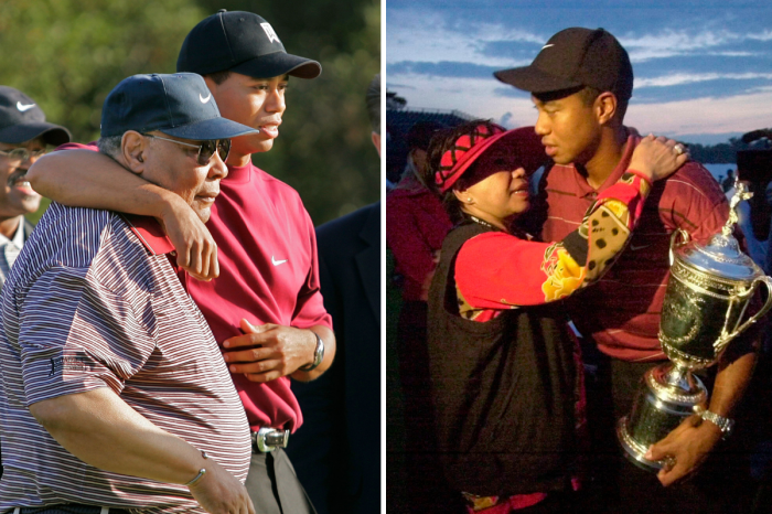 Tiger Woods' Parents Helped Create a Sports Icon
