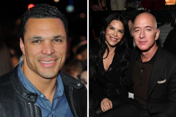 Tony Gonzalez's Ex-Wife is Now Dating Jeff Bezos