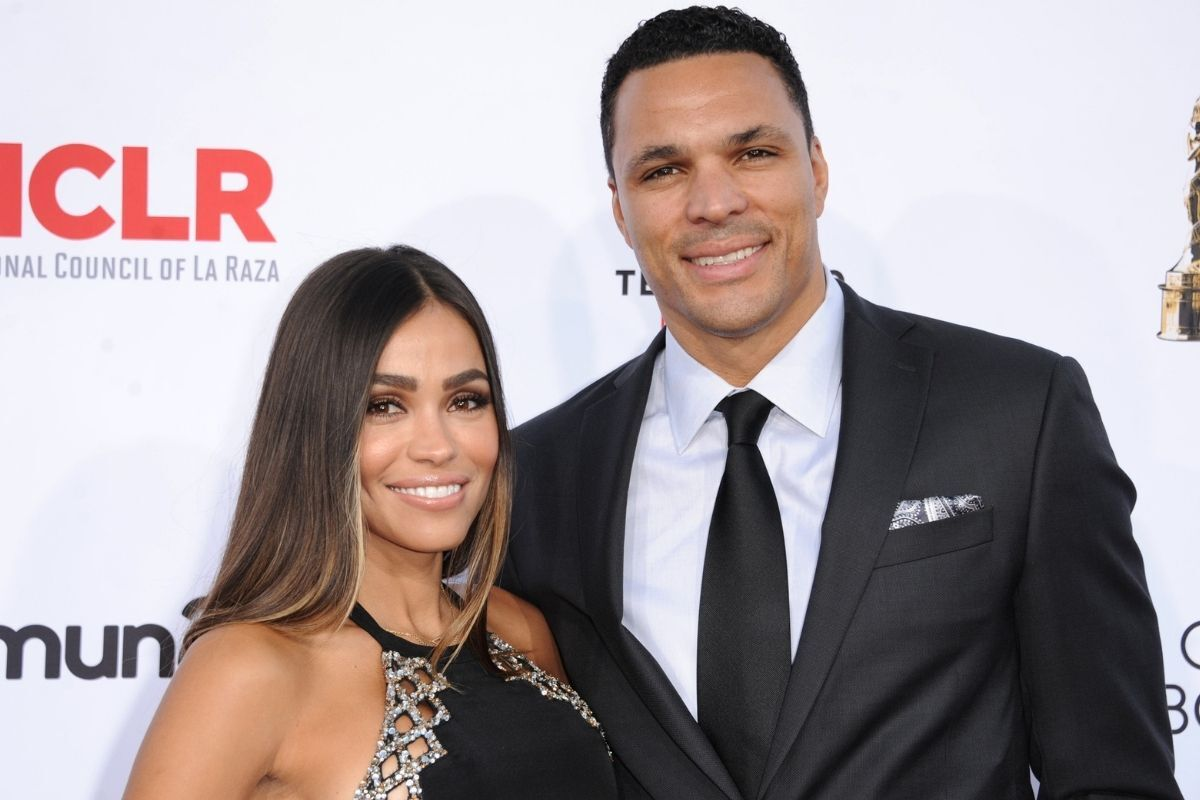 Tony Gonzalez Fell Head Over Heels With a Woman Named October