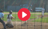 Umpire Ejects Pitcher