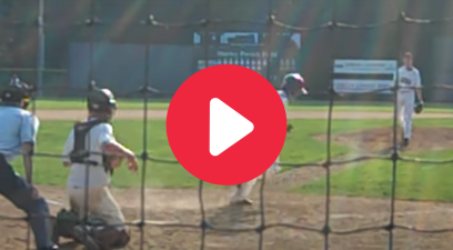 Youth Pitcher Gets Ejected for Swearing at Umpire