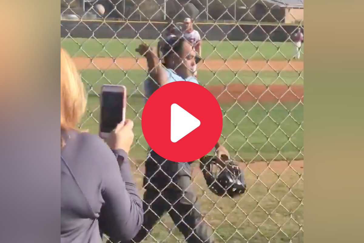 Umpire Quits Game After Angry Mom Insults His Height