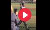 Umpire Walks Off