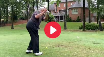 Charles Barkley's New Golf Swing is No Longer a Nightmare