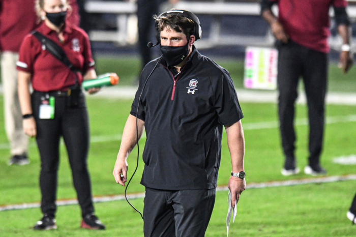 South Carolina Fires Will Muschamp, Pays $13.2 Million Buyout