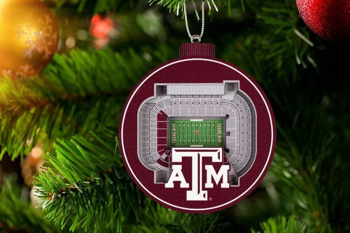 10 Texas A&M Holiday Decor Ideas Mom Will Love