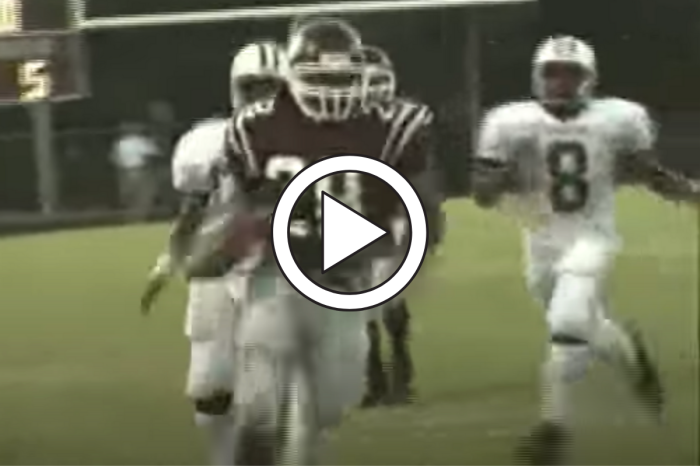 Adrian Peterson's High School Highlights Are Mesmerizing