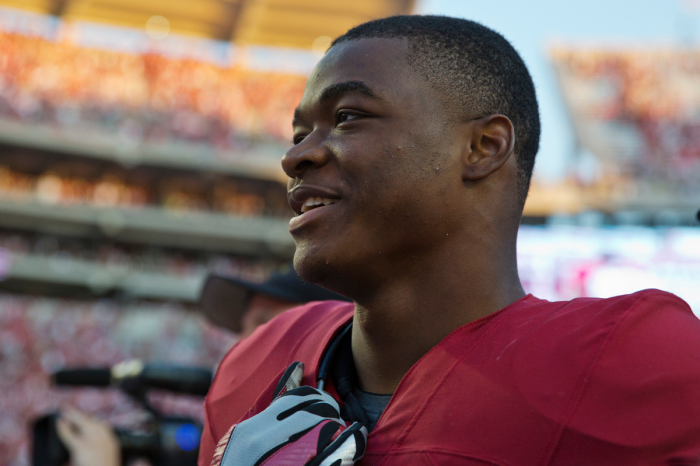 Amari Cooper Was Simply Amazing in High School