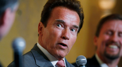 Arnold Schwarzenegger Had a Secret Love Child, And Kept It Quiet for Years