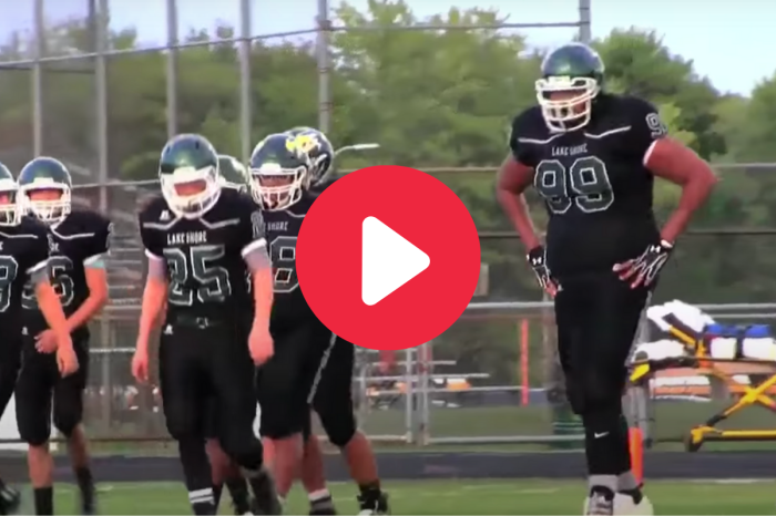 Meet the 7-Foot-1, 400-Pound High Schooler Who Towered Over Everyone