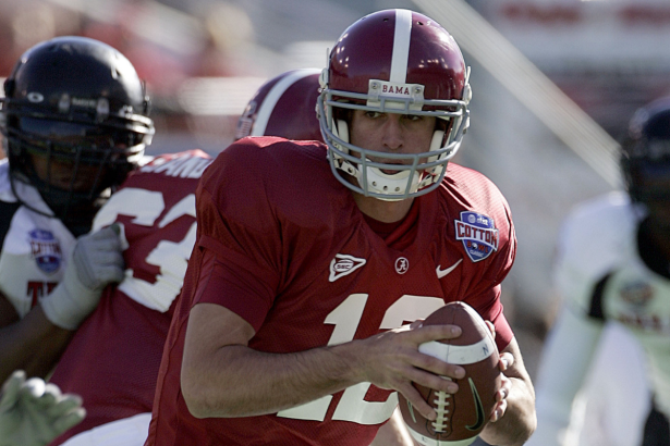 Brodie Croyle Broke Records at Alabama, But Where is He Now?