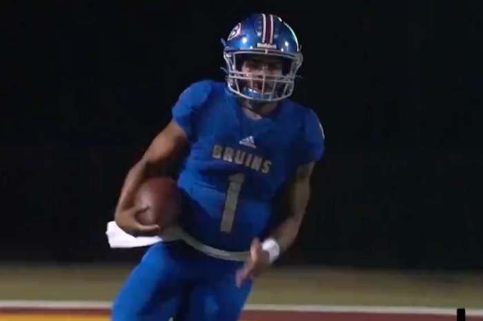 LSU's First 2022 Commit Has Game-Changing Versatility