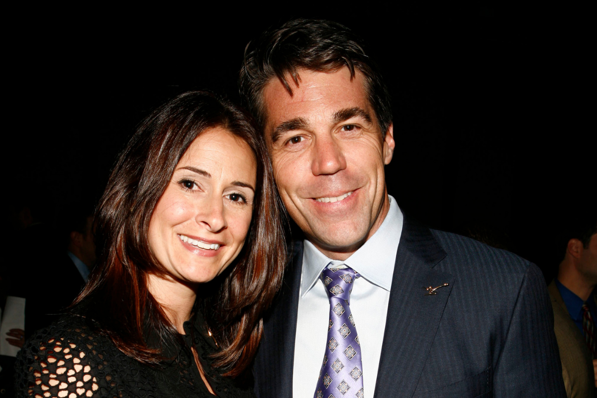 Chris Fowler & His Wife Built a 21-Year Marriage