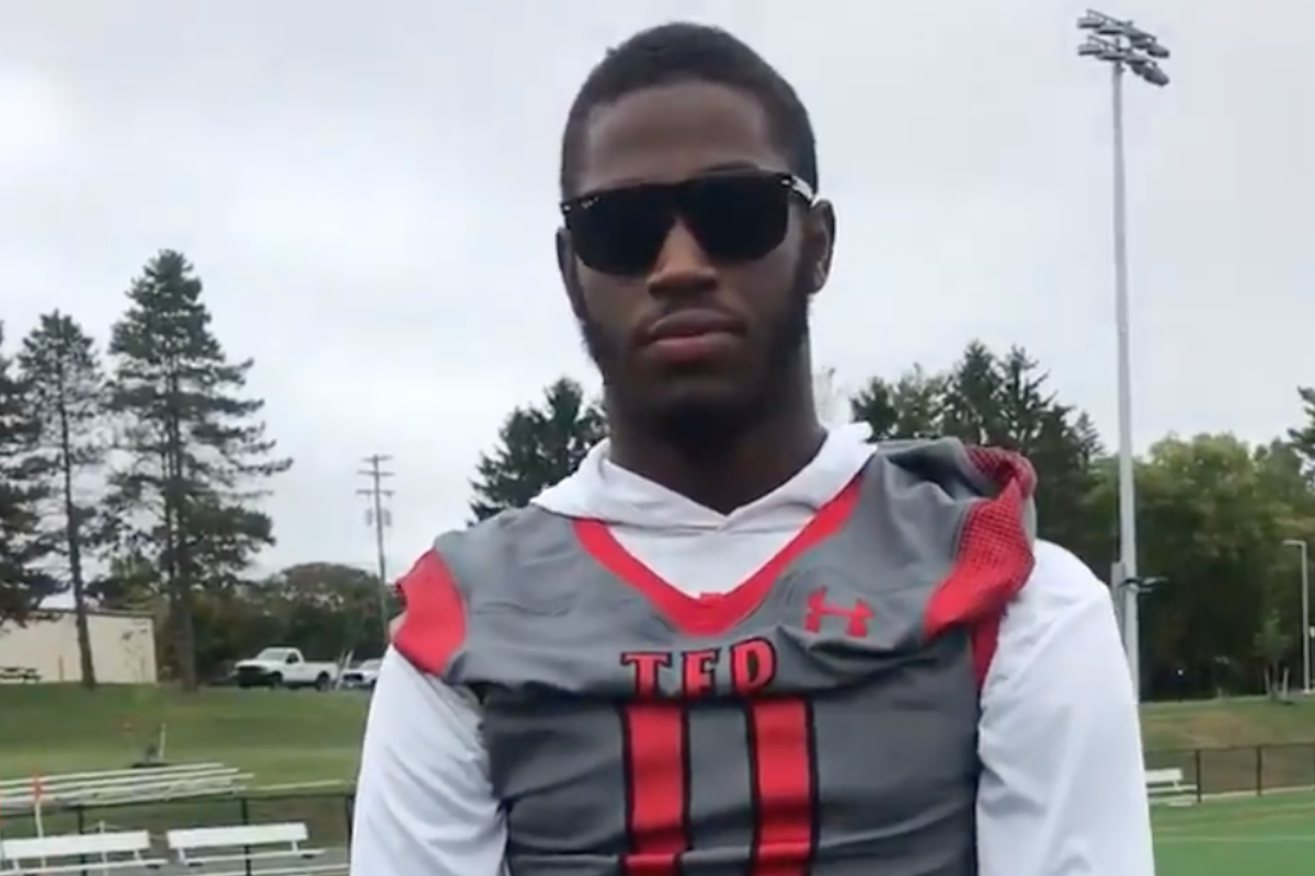 5-Star Defensive End Has Future All-American Talent