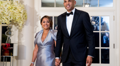 Grant Hill & His Star Wife Have Been Married More Than 20 Years