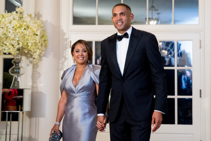 Grant Hill Met His Grammy-Nominated Wife Through a Singing Legend