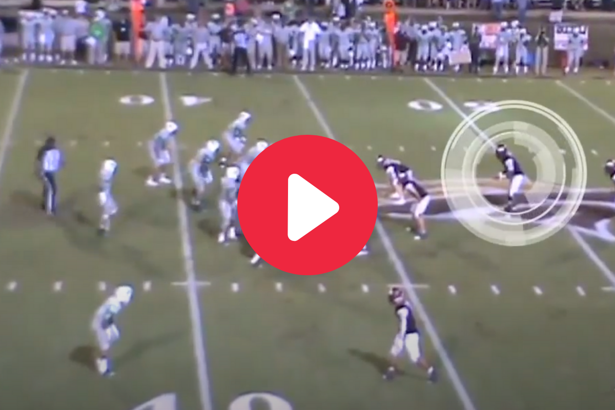Kerryon Johnson's High School Tape Displayed His NFL Future