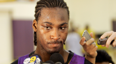 Kwame Brown Busted in the NBA, But Still Made Millions