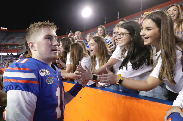 Please, Kyle Trask: Return to Florida Next Year & Become a Hero