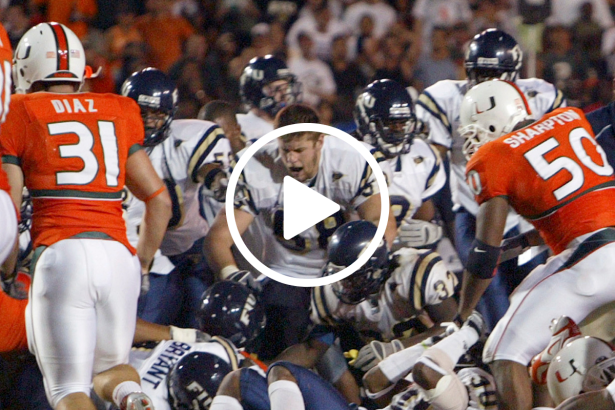 College Football's Worst Brawl Led to 31 Suspensions