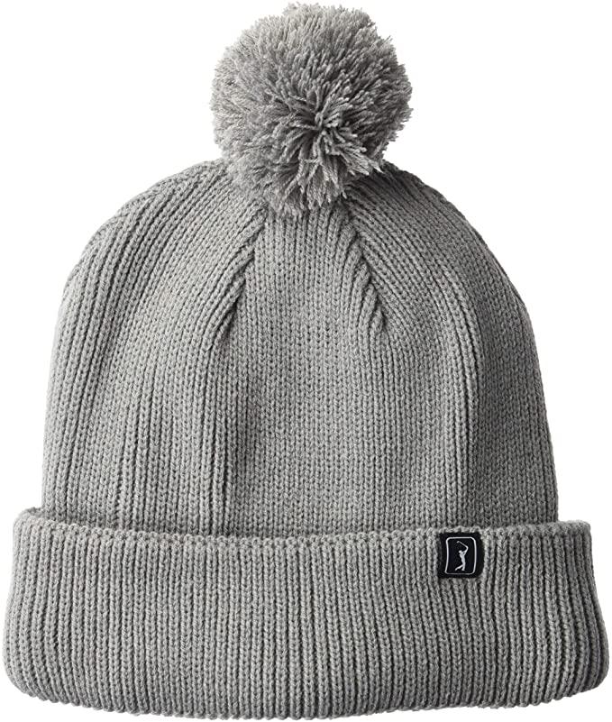 PGA TOUR Men's Knit Beanie Hat
