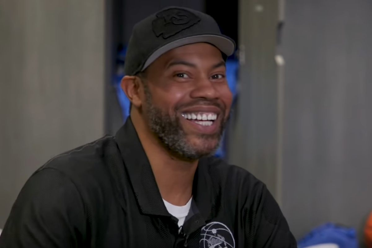 Rasheed Wallace is Now Coaching Under Another NBA Star