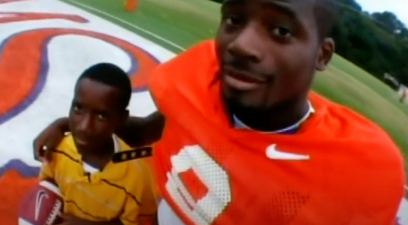 Ray Ray McElrathbey Raised His Little Brother While Playing at Clemson