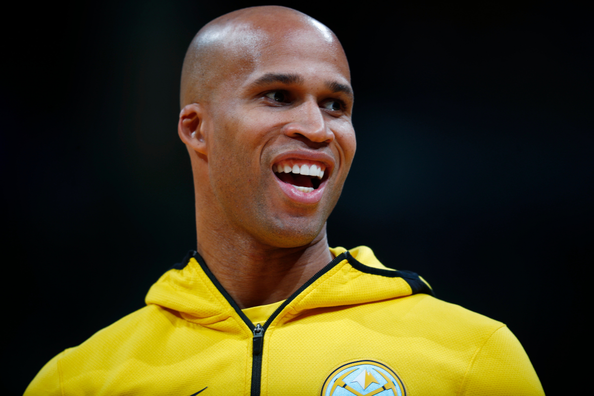 Richard Jefferson Called Off His Wedding in an Email