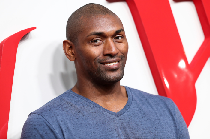 Ron Artest Changed His Name Again, But He's Still the Same Guy