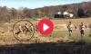 Runner Hit By Deer