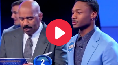 "Stefon Diggs' NSFW ""Family Feud"" Answer Left Steve Harvey Speechless"
